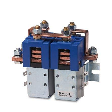 AFS11, AFS711, AFS177, AFS717, AFS817, AFS797 – 2 and 4 pole motor reversing contactors