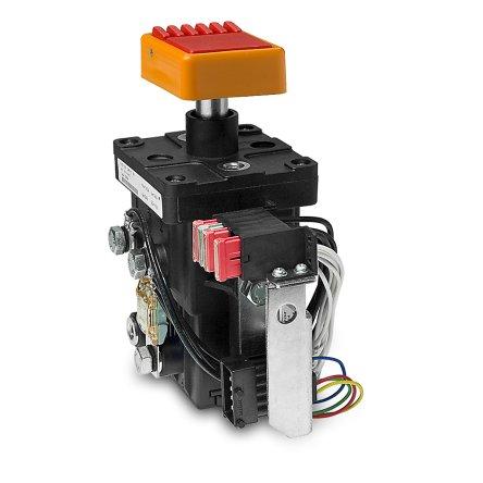 C130 – Combination contactors for battery voltages