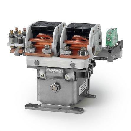 C158, C159 – Universally configurable AC and DC contactors