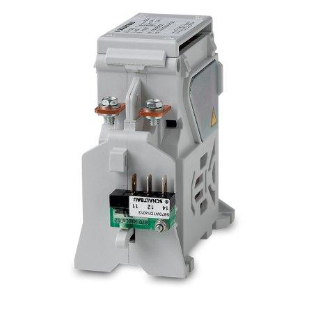 C294 – double pole DC contactor