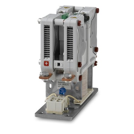C295 – double pole contactors for DC or AC up to 1,600 volts (Ui