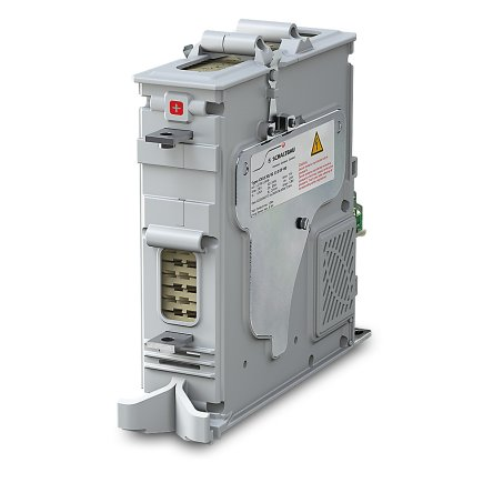 CH1130/02 – compact contactor for AC and DC (semi-bidirectional) up to 4.8 kV