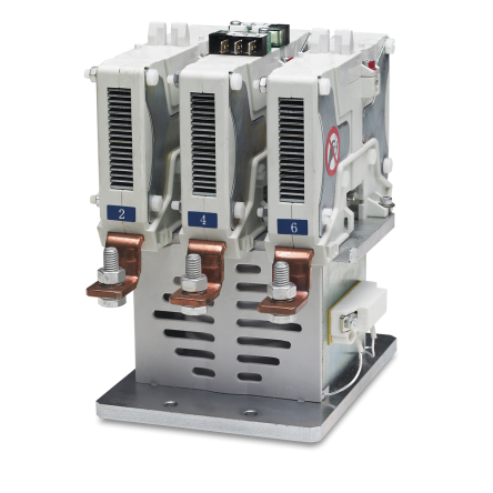 CL – Single-pole, double-pole and triple-pole contactors