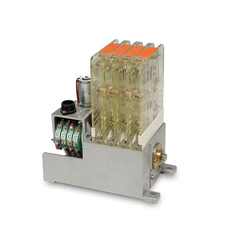 CO3, CO4 – High-voltage changeover unit for rail vehicles