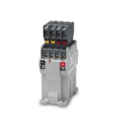 CS115/10 - 4 pole AC and DC contactor up to 800 V and 30 A