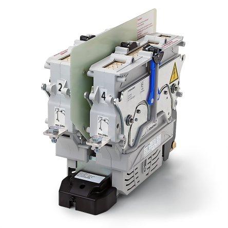 CU – Double-pole DC power contactor