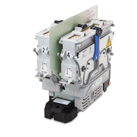 CU – Double-pole DC power contactor