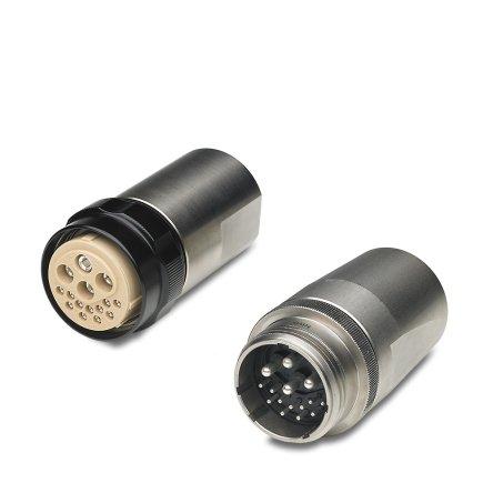 GA – Circular connectors to industry standard