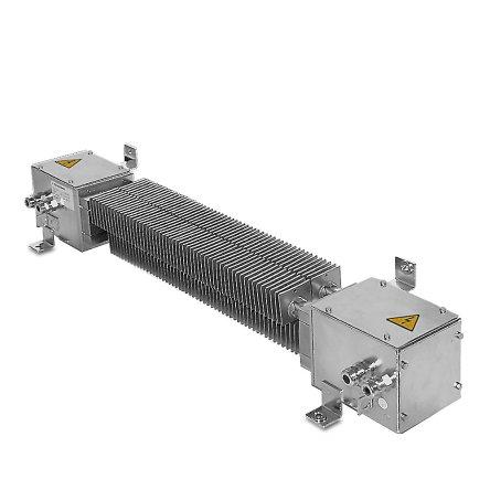High-voltage heaters