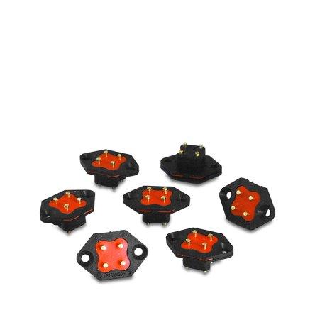 NF04 BLO – Miniature connector