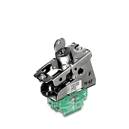 S860 – Keylock switches