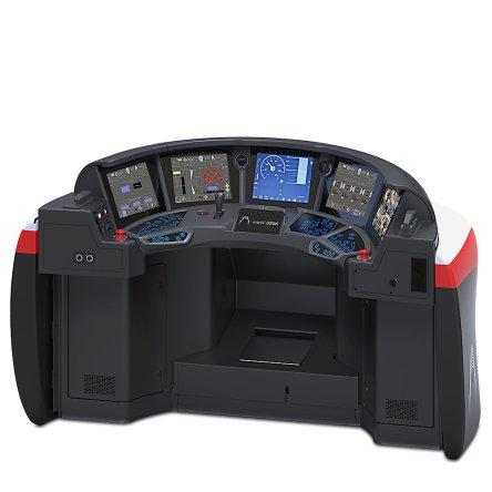 IntelliDesk – Driver's desks for rail vehicles