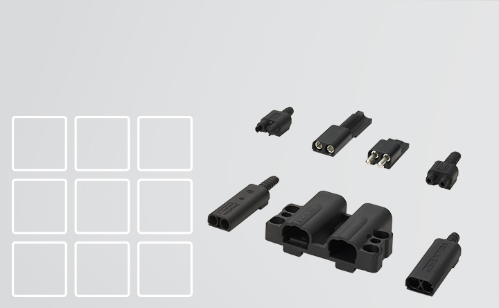 Catalogue A841 – Connectors LV