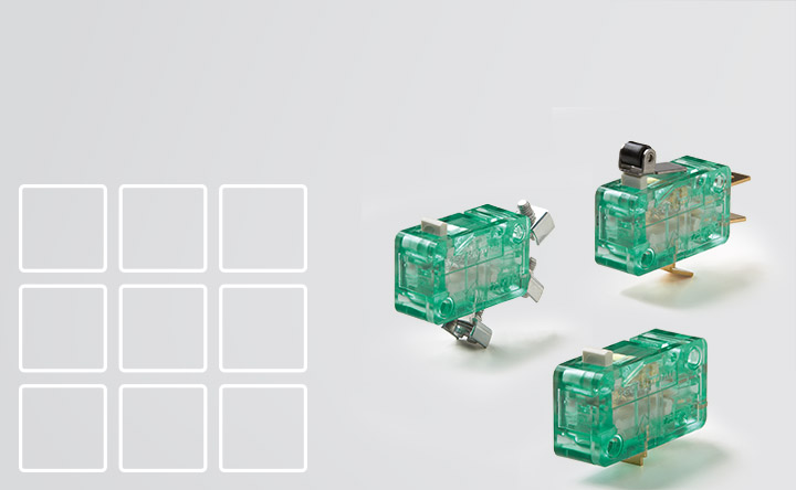 Catalogue D40 – Snap-action switches S840