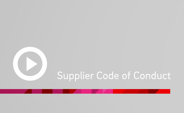 Brochure – Supplier Code of Conduct