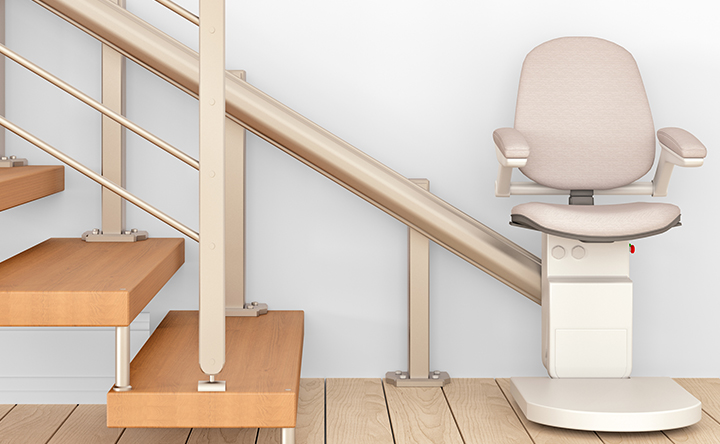 Safety switches in stairlifts