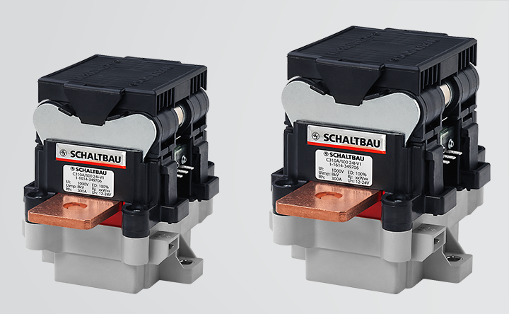 Press release - DC contactors with bidirectional switching up to 500 A