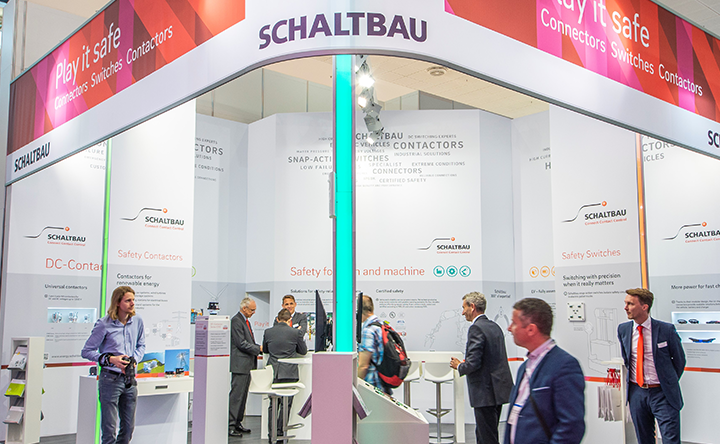 News: Hannovermesse 2019 - DC under control