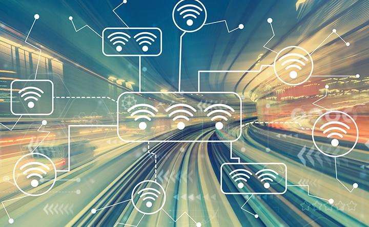 Backbone for fast Ethernet